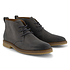 TRAVELIN OUTDOOR Boot Glasgow Leather dunkelgrau (1)