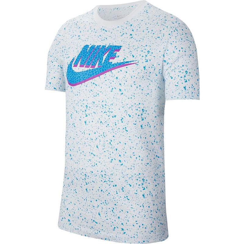 Nike T-Shirt SWOOSH Weiß - kaufen & bestellen im BILD Shop