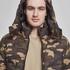 URBAN CLASSICS Winterjacke Hooded Camo Puffer woodcamo (9)