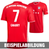Adidas FC Bayern München Trikot 2020/2021 Heim (9)