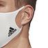 Adidas 9er Set Mund-Nase Maske Erwachsene Schwarz/Rot/Weiß (12)