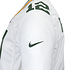Nike Green Bay Packers Trikot Away Game Rodgers weiß (5)