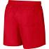 Nike Freizeit- und Badeshorts 2er Set Schwarz/Rot (6)