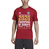 Adidas FC Bayern München T-Shirt CL Sieger 2020 Rot (6)