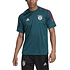 Adidas FC Bayern München Trainingsshirt 2020/2021 Grün (6)