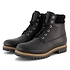 TRAVELIN OUTDOOR Boots Ljosland schwarz (6)