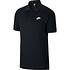 Nike Poloshirt Sportswear UNI 3er Set Schwarz/Grau/Blau (6)