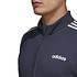 Adidas Trainingsanzug 3 Streifen RELAX Blau (6)