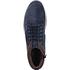 Bugatti Sneaker High Veloursleder blau (6)