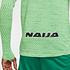 Nike Nigeria Longsleeve NIGERIA Grün (6)