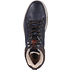 Bugatti Sneaker High Glattleder dunkelblau (6)