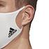 Adidas 6er Set Mund-Nase Maske Erwachsene Weiß (6)
