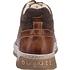 Bugatti Sneaker High Glattleder cognac (5)
