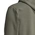 Adidas Hoodie Camo LIN Oliv (5)