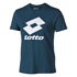 Lotto T-Shirt Smart Logo 2er Set navy/weiß/schwarz (5)