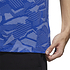 Adidas T-Shirt PUZZLE Blau (5)