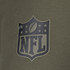 New Era San Francisco 49ers T-Shirt Camo Injection grün (5)