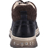 Bugatti Sneaker High Glattleder dunkelblau (5)