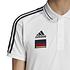 Adidas Deutschland DFB Poloshirt 3S EM 2021 Weiß (5)
