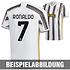 Adidas Juventus Turin Trikot 2020/2021 Heim Kinder (5)