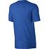 Nike T-Shirt CLUB Futura 3er Set Dunkelblau/Blau/Grau (5)