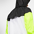 Nike Kapuzenjacke Windrunner Weiß/Schwarz/Neon (5)