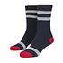 URBAN CLASSICS Socken Multicolor navy/weiß/rot (5)