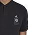 Adidas Deutschland DFB Poloshirt 3S EM 2021 Schwarz (5)