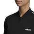 Adidas Trainingsjacke Core Linear Damen schwarz (5)