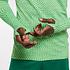 Nike Nigeria Longsleeve NIGERIA Grün (5)