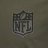 New Era NFL Shield T-Shirt Camo Injection grün (5)