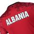Macron Albanien Trainingsshirt Sprint rot (5)