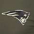 New Era New England Patriots T-Shirt Camo Injection grün (5)