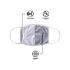 Forever Collectibles Tampa Bay Buccaneers Mund-Nase Maske 3er Pack rot (5)