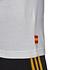 Adidas Spanien T-Shirt EM 2021 Weiß (5)