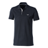 Cotton Butcher 2er Set Poloshirts Tennessee Pique Schwarz/Blau (5)