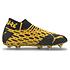 Puma Fußballschuh Future 5.1 NETFIT MxSG gelb/schwarz (5)