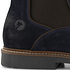 TRAVELIN OUTDOOR Boot Glasgow Suede Chelsea blau (10)