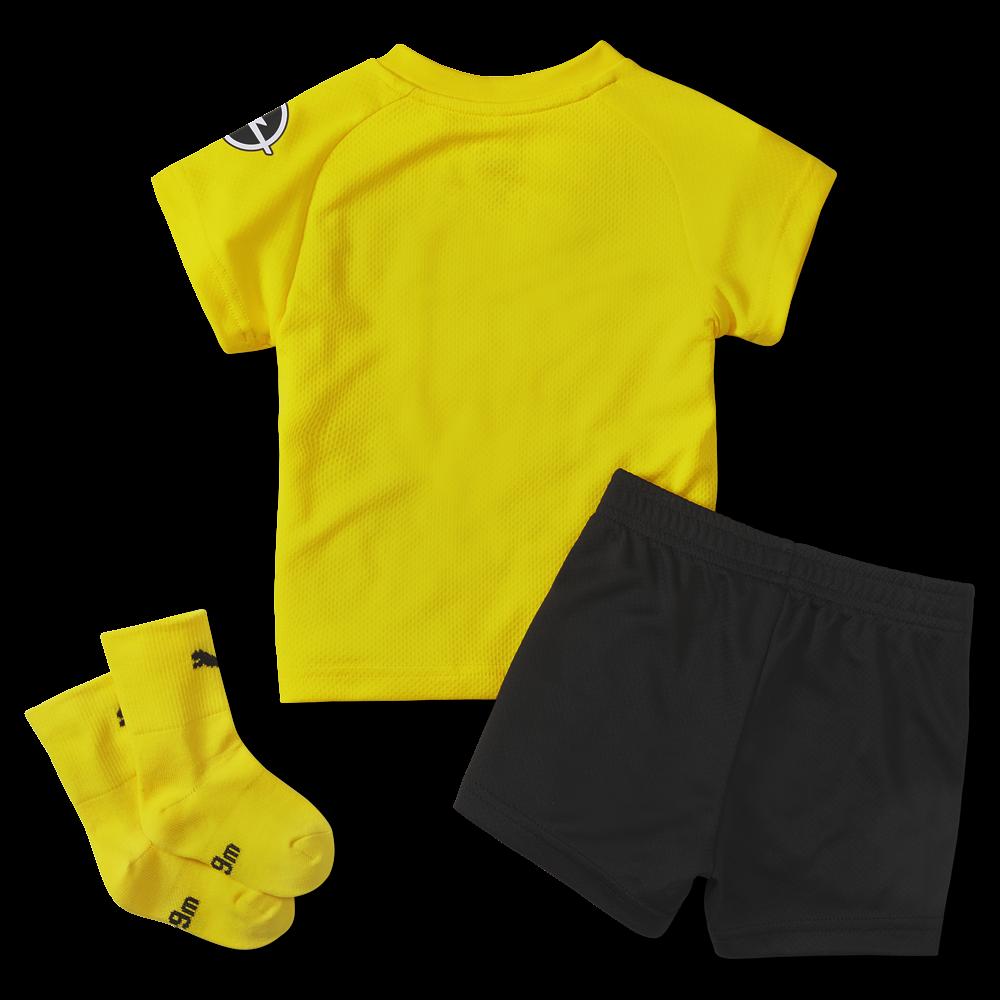 Puma Borussia Dortmund Trikot Heim 2020 2021 Baby Kit Kaufen Bestellen Im Bild Shop