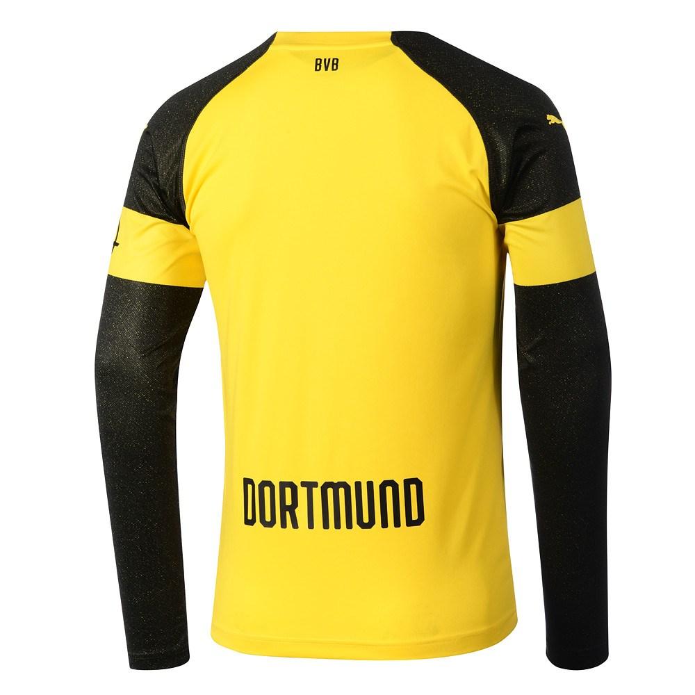 Puma Borussia Dortmund Trikot 20182019 Kinder Langarm