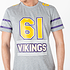 New Era Minnesota Vikings T-Shirt Team Established grau (2)