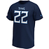 Fanatics Tennessee Titans T-Shirt Iconic N&N Henry No 22 navy (2)