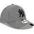 New Era New York Yankees Cap Jersey Essential 39THIRTY grau (2)