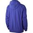 Nike Schlupfjacke Windstopper mit Zip Violett (2)