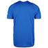 Adidas T-Shirt Training Perfomance Blau (2)