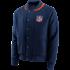 Fanatics NFL Shield Jacke True Classics Letterman navy (2)