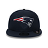 New Era New England Patriots Cap Diamond 9FIFTY blau (2)