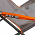 Portal Campingstuhl Eddy 60x48x100 cm grau/orange (2)