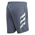 Adidas Trainings- und Laufshorts AEROREADY Blau (2)