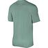 Nike T-Shirt Klassik Türkis/Weiß (2)